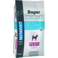 NUTRIVET Super Premium Volaille pour jeune chien de très petite taille