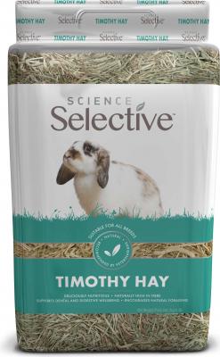 Timothy Hay Foin des prés pour rongeur Science Selective
