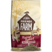 Russell Tasty Nuggets pour lapin Tiny Friends Farm
