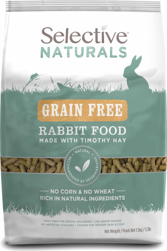 Supreme Science Selective Naturals Grain Free lapin