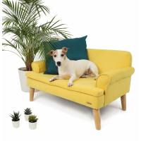 Sofá para perro Zolia Alta