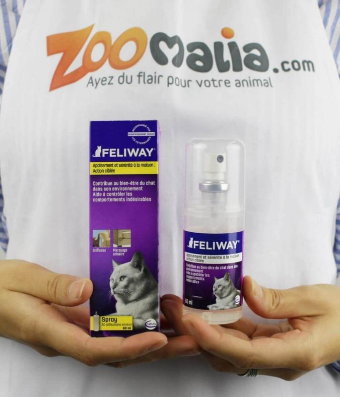 Feliway Classic - Spray 60 mL