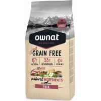 OWNAT Just Grain Free Canard pour chien