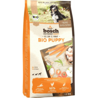 BOSCH Bio Puppy Poulet et Carottes pour Chiot
