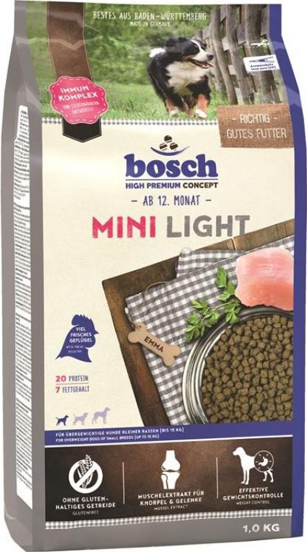 BOSCH Mini Light - gevogelte