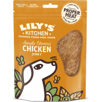 LILY'S KITCHEN Simply Glorious Chicken Jerky pour chien