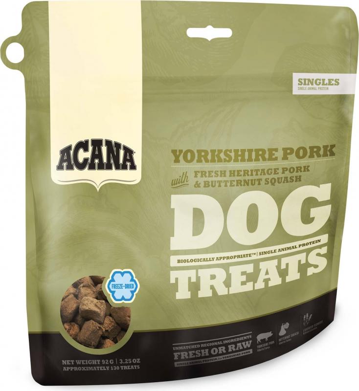 ACANA Friandises Porc Yorkshire pour chien