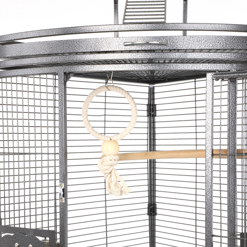 Anneau en corde pour oiseaux Zolia