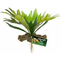 Plante artificielle pour terrarium, paludarium - Staghorn fern