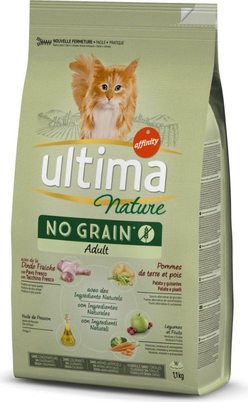Affinity ULTIMA Nature Sans Céréales à la dinde pour chat