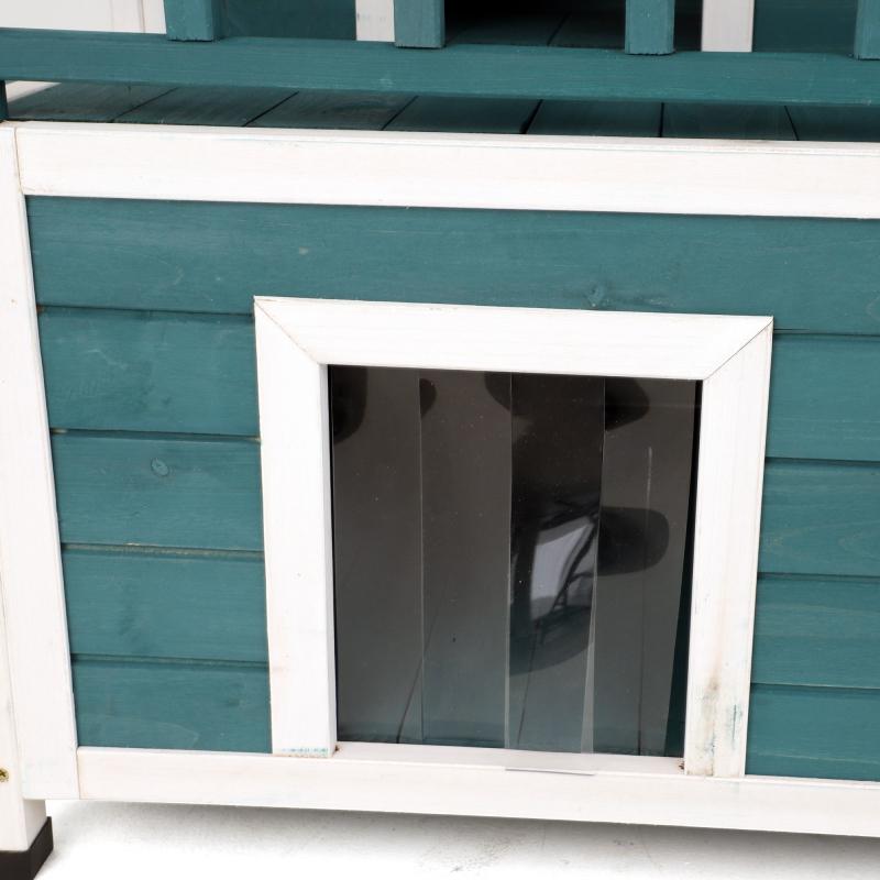 Maisonnette pour chat ZOLIA Hampton