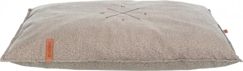 BE NORDIC coussin Föhr Soft Sable, plusieurs tailles disponibles