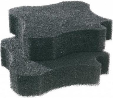 Mousse avec charbon actif BLUCLEAR