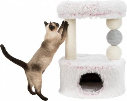 Petit arbre à chat - 73cm - Harvey - plusieurs coloris disponibles