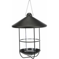 Distributeur de nourriture pour oiseaux lanterne noire Trixie