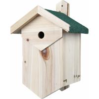 Nichoir pour les oiseaux nichant dans les cavités