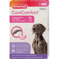 CaniComfort, Beruhigendes Halsband mit Pheromonen für Hund und Welpen