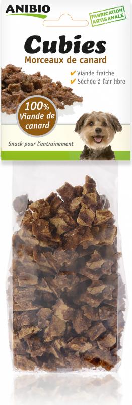 ANIBIO Friandises Cubies pour chien