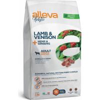 ALLEVA Holistic Lamm & Hirsch für mittelgroße und große erwachsene Hunde