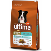 Affinity ULTIMA Medium-Maxi Light in Fat Poulet pour chien