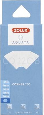 Perlon pour filtre corner Aquaya