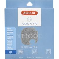 Mousse anti-nitrate pour filtre Xternal Aquaya