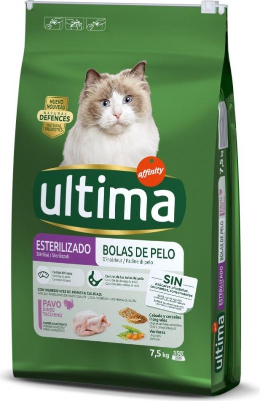 Affinity ULTIMA mit Pute für sterilisierte Hauskatzen