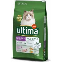 Affinity ULTIMA à la Dinde pour chat d'Intérieur Stérilisé