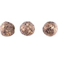Boules noix et graine de tournesol pour oiseaux