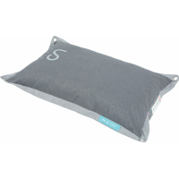 Coussin déhoussable imperméable gris Zolux In and Out