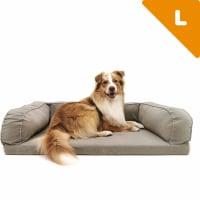 Panier orthopédique à mémoire de forme pour chien Zolia Newton - 4 tailles disponibles