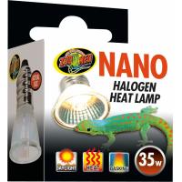 ZooMed Nano Halogen Heat Lamp Ampoule halogène chauffante lumière du jour UVA