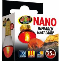 Ampoule chauffante nano infrarouge noctune pour terrarium
