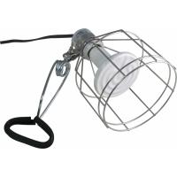 Support de lampe avec cage métallique ZooMed