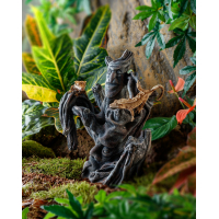 Les décorations Totem Tiki pour reptiles Exo Terra - Deux tailles disponibles
