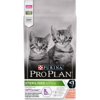 PRO PLAN Mit Lachs für sterilisierte Katzen