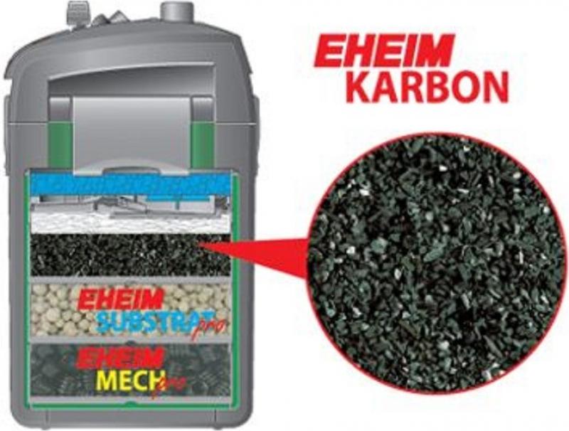 EHEIM Karbon Charbon actif pour aquarium