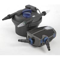 Oase FiltoClear Set 3000 Filtro con UV + Bomba para estanque hasta 3 m3