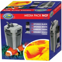 Aqua Nova Media Pack für Außenfilter