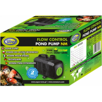 Aqua Nova Bomba con caudal regulable ahorro de energía
