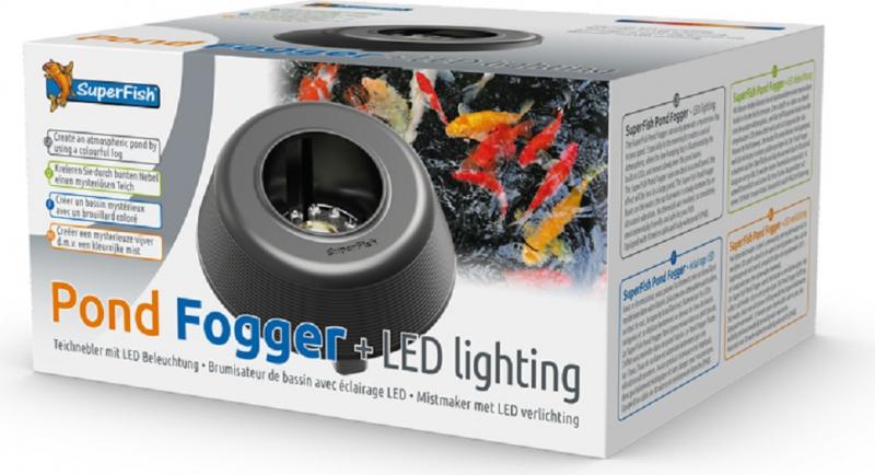 SuperFish Pond Fogger - pulverizador para estanque