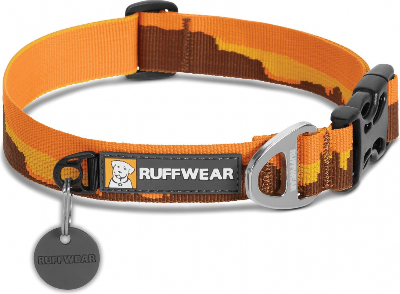Collier Hoopie Monument Valley de Ruffwear - plusieurs tailles disponibles