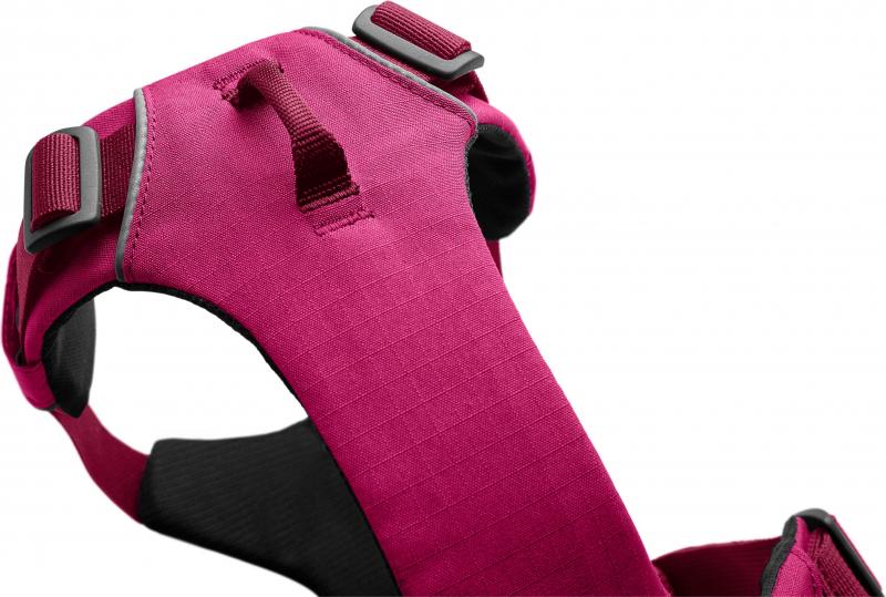 Harnais Front Range Rose de Ruffwear - plusieurs tailles disponibles