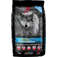 ALPHA SPIRIT Alimentation au Poisson Sauvage semi-humide pour chien