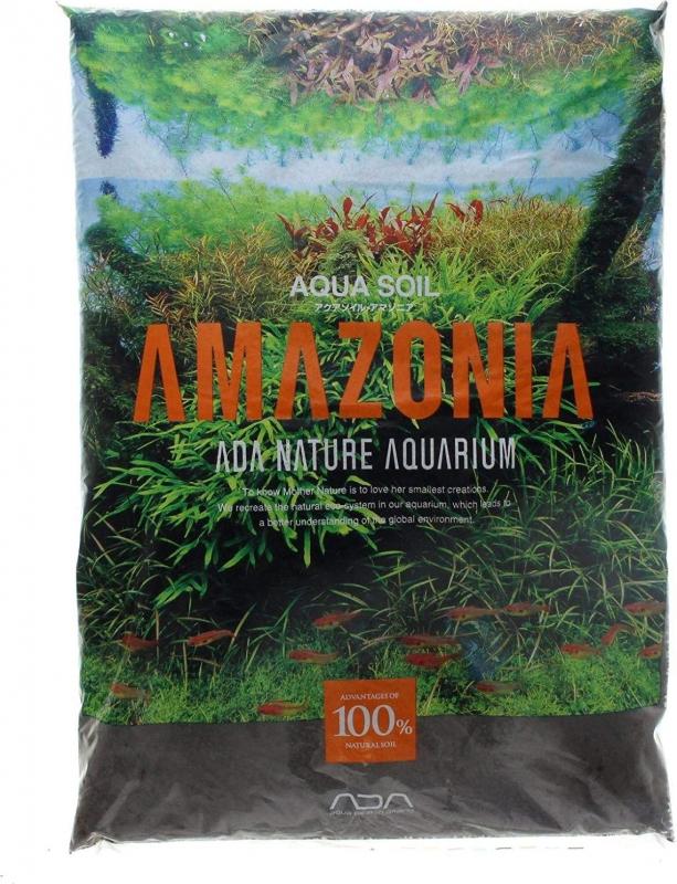 ADA Aqua Soil Amazonia II 100% natürlicher Boden für einen idealen Pflanzenwuchs