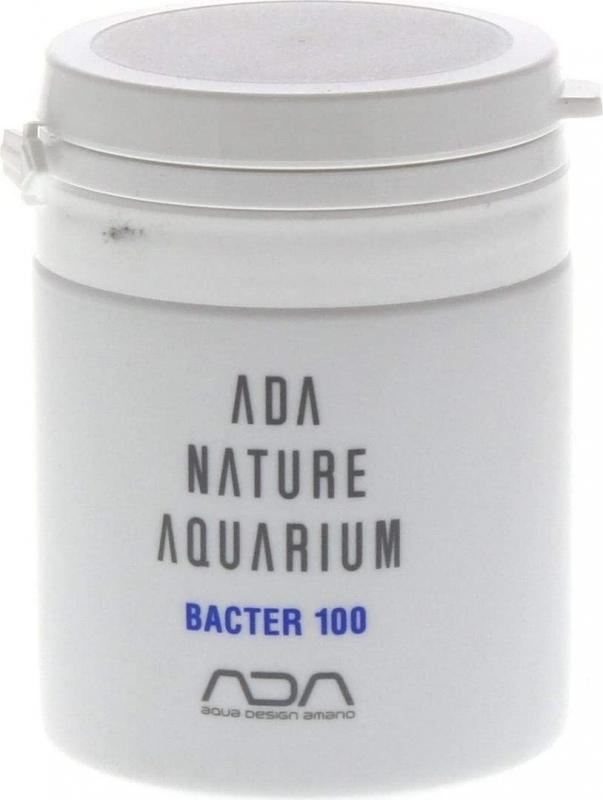 ADA Bacter Bactéries de démarrage pour aquarium planté