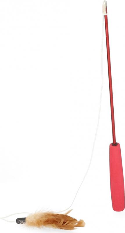 Canne à pêche télescopique de 38 cm à 98 cm pour Chat Zolia