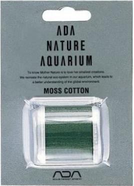 ADA Moss Cotton 200m Bobina de fio para fixação de musgos e plantas
