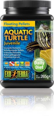 Granulados flotantes Exo Terra para tortugas acuáticas jóvenes
