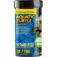 Exo Terra Schwimmende Pellets für junge Wasserschildkröten 43g